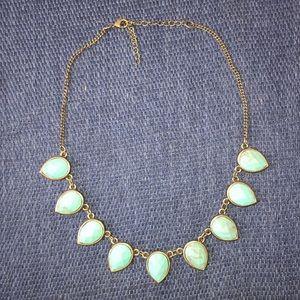 World Market statement necklace